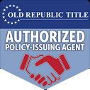 Old Republic Title Authorized Agent